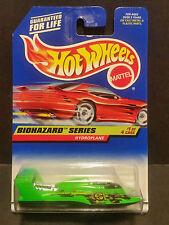 1997 Hot Wheels #717 Biohazard Series 1/4 Hydroplane - 18783