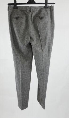 Pantalon Drykorn L34 gris gris laine l34 Pantalon chevrons 27 Business à 29 Nouveau avec qUEwZ1