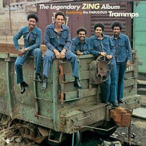 The-Trammps-Legendary-Zing-Album-New-Vinyl-LP-180-Gram-Spain-Import