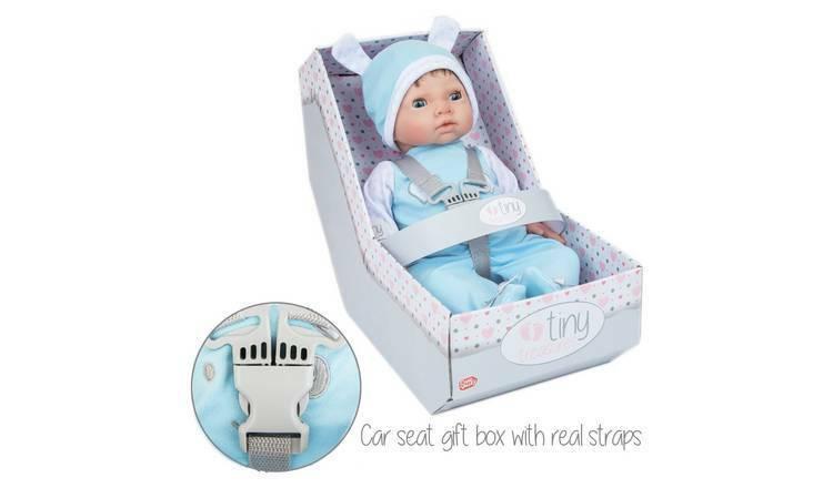 Chad Vtuttiey PICCOLI TESORI neonato bambola con vestito  blu indosseo un bel bambino  fino al 50% di sconto