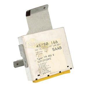 SAAB-9000-95-98MY-VSS-ALARM-ECU-ELECTRONIC-CONTROL-UNIT-RHD-ISAT-4550166-NOS