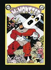 DOC STEARN...  MrMONSTER  US ECLIPSE COMICS VOL.1 # 4/'85