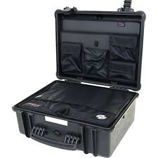 Explorer Cases 4820 Waterproof Hard Case w/ Bag-F & Lid Panel-48 -Black