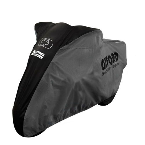 Oxford Dormex Moto Motorcycle Elasticated Bottom Breathable Indoor CoverLarge