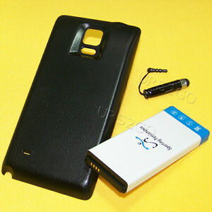 11900mAh-Extended-Battery-Black-Cover-for-Samsung-Galaxy-Note-4-SM-N910T-N910