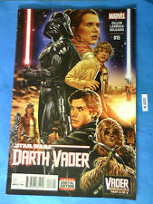 MARVEL COMICS STAR WARS DARTH VADER N°15 - ANNEE 2016 - VO DIGITAL #15 - R2222