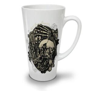 Hell Hope Devil Skull NEW White Tea Coffee Latte Mug 12 17 oz | Wellcoda