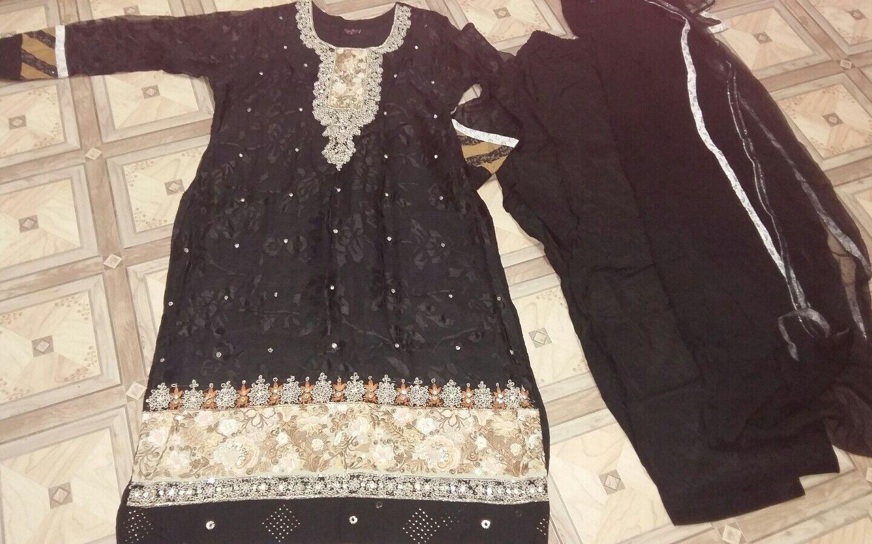 Bollywood Kameez Shalwar - Kostüm - Party - Kurta - Besondere Anlässe - Punjabi