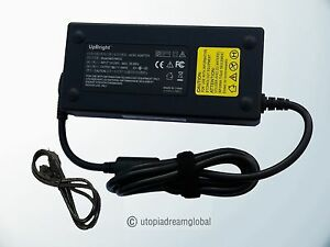 ABLEGRID 180W AC//DC Adapter for RP7 RP7100 POS Retail System TPC-W011 TPCW011 180 Watts Power Supply Cord Cable PS Charger Mains PSU