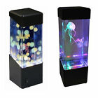 5w LED Jellyfish Lamp Stylish Bedside Nightlight Aquarium Lamp for Kids Gift