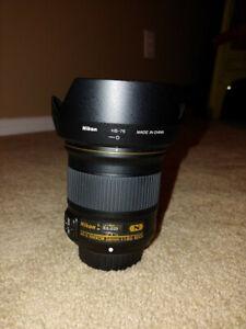 Nikon-24mm-f-1-8G-AF-S-ED-NIKKOR-Lens-Used-Excellent-condition