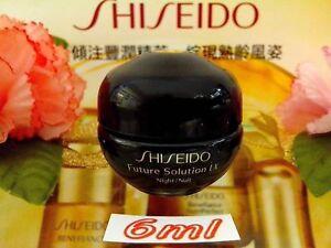 SALE-SHISEIDO-Future-Solution-Night-LX-Total-Regenerating-Cream-6mL-034-P-FREE-034