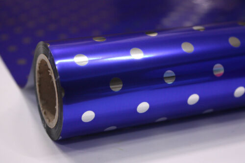 gift wrap,wrapping wrap rolls,53cm*20m Wrapping paper,wraps Big dot/_metallic