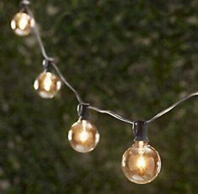 TIAB Party Light Strings 25 Ft. - Clear Bulb SL2525 New