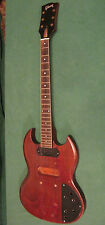Vintage 1972 Gibson SG Pro Guitar Body Neck