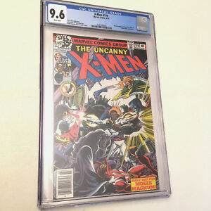 X-MEN-119-1963-Series-CGC-9-6-NEAR-MINT-Claremont-amp-Byrne-WHITE-PAGES