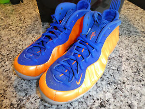 8ad91f3a0ff Nike Air Foamposite One shoes mens new sneakers size 8.5 orange ...
