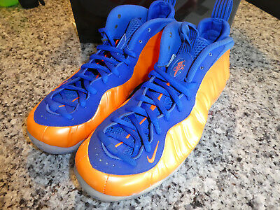 pretty nice b7ccc 80b3b Nike Air Foamposite One shoes mens new sneakers size 8.5 orange 314996 801