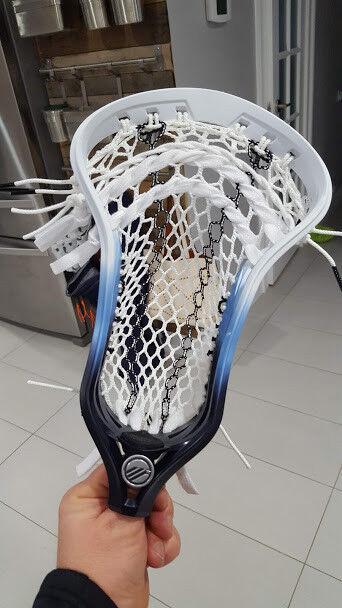NEW MAVERIK HAVOK Lax Lacrosse Head HOPKINS blueeE JAYS ZINGOS STX ULTRA POWER