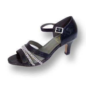 Fic Floral Eryn Women Wide Width Evening Dress Shoe For Wedding