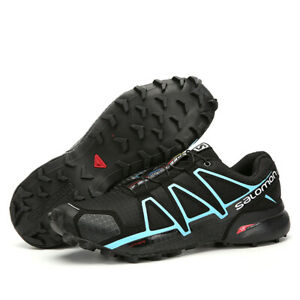 Mens-Salomon-Speedcross-4-Athletic-Running-Sports-Outdoor-Hiking-casual-Shoes