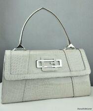 FREE Ship USA Handbag GUESS Satchel Tote Bourgeois Ladies Stone Bag Chic Prime