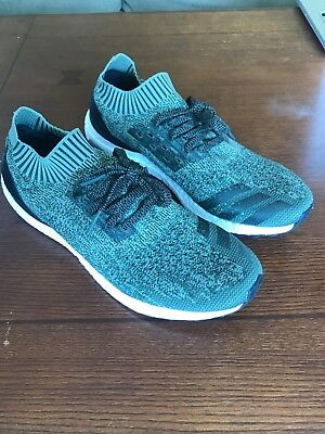 Ultra Boost Uncaged Olive Green