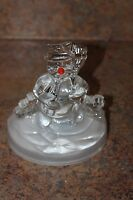 Frosty Musical Figurine