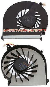Pavilion Series HP Ventola 630 DFS551005M30T Fan HP CQ57 CPU 430SL AZZqIwHPx