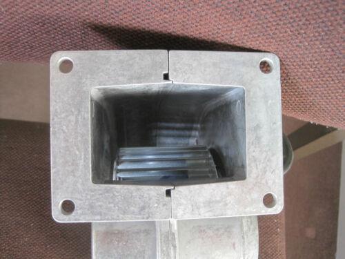 Soplador centrífugo 230 V AC 325m3//hr 120 Dia biomasa Caldera Ventilador VBL 5//3 G2E120