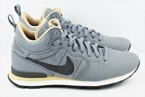 Details about Nike Internationalist Utility Mens Size 9 Shoes Wool Grey Pewter 857937 003