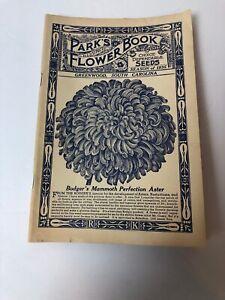 Park-039-s-Illustrated-Flower-Book-Season-1935-Botanical