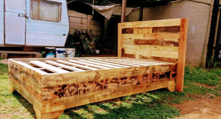 Pallet beds for sale | Midrand | Gumtree Classifieds South ...