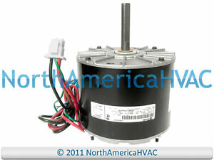 Details about OEM A.O.Smith York Luxaire Coleman 1/4 HP 208-230v Condenser on