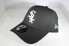 New Era The League 9Forty Chicago White Sox Strapback Baseball Cap -Black(BNWT)
