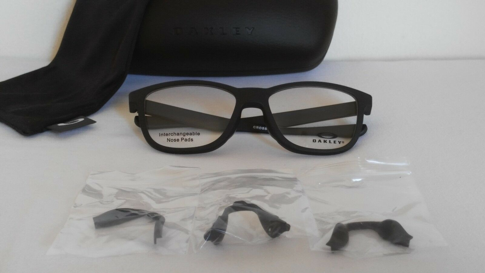 0de3252040d Oakley Ox8106-0152 DESIGNER Eyeglasses Glasses Frames Matte Black