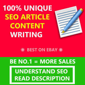 write my article