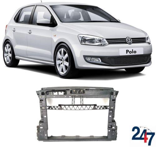 Neuf VW Volkswagen Polo 6R 2009-2014 avant Radiateur Slam Panneau Support