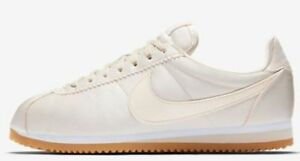 Eur 5 Nike Classic Cortez Taille 7 Femmes Orange 920440 Barely Satin Qs 42 800 08qxHw