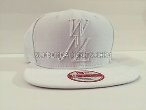 1a0d43700 PSNY PUBLIC SCHOOL NEW YORK WHITE WNL WE NEED LEADERS CAP HAT NEW ...