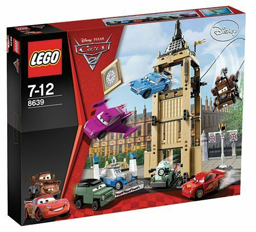 LEGO ® CARS 8639 BIG BENTLEY NUOVO OVP NEW MISB NRFB
