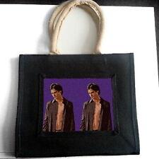 VAMPIRE Diaries Ian Somerhalder Iuta TOTE shopping bag FOTO FAN ARTE REGALO