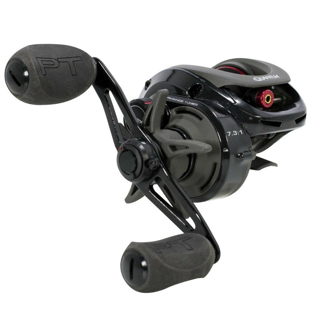 Quantum Smoke S3 PT Casting Reel 7.3 1  Right Hand SM100HPT  sale online discount low price