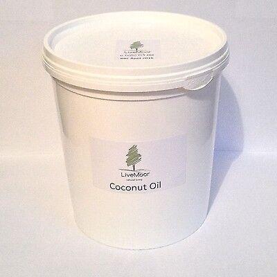 Solid Refined Coconut Oil (Organic) Coconut Butter - Vegan