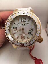 Swiss Legend Men's Watch Neptune 52mm Sl-21818p-yg-02-mop White Dial-HP