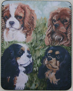 CAVALIER-KING-CHARLES-SPANIEL-DOG-PORTRAIT-IPAD-NEOPRENE-COVER-SANDRA-COEN-ART