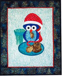 Happy-Owlidays-Milk-amp-Cookies-cute-pieced-amp-applique-quilt-PATTERN