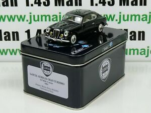 IT17G-VOITURE-1-43-Solido-coffret-LANCIA-Aurelia-Gran-Turismo-1951
