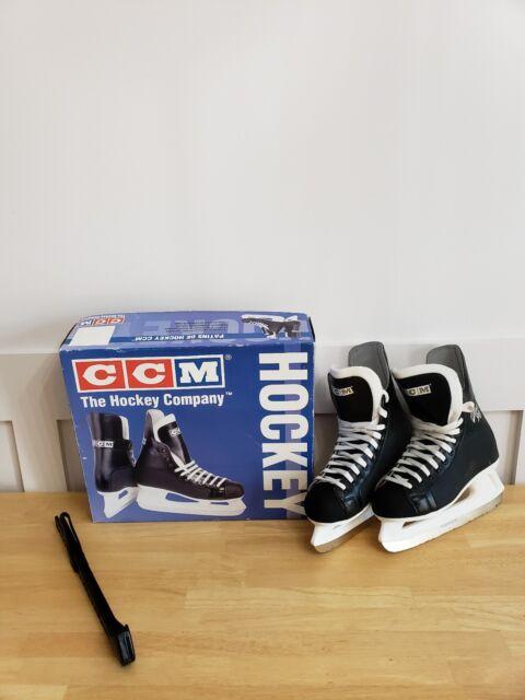 Ice Skates For Sale >> Ccm Intruder Hockey Ice Skates