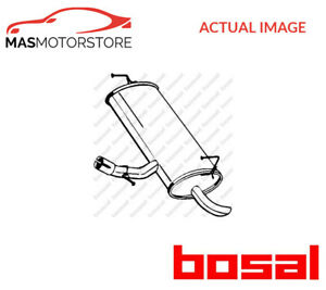 EXHAUST SYSTEM REAR SILENCER BOSAL 145-201 G NEW OE REPLACEMENT